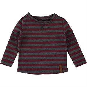 Lager Boy Burgundy Sweatshirt 2-12 Years Of Age