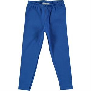 Cvl Saks Blue Tights 2-5 Years Girl