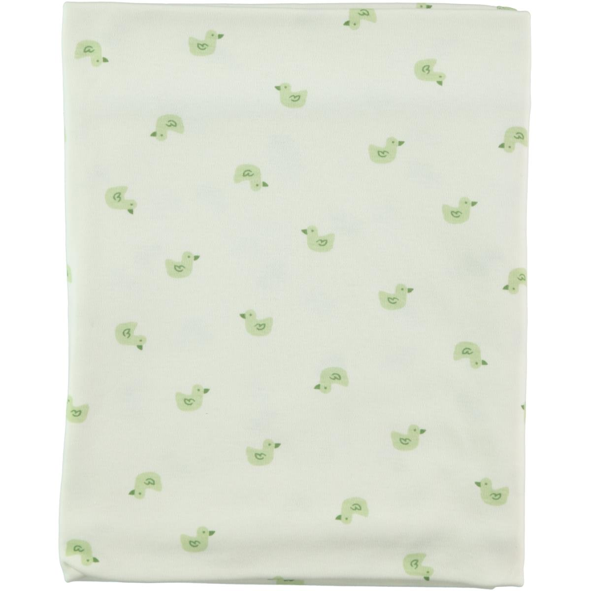 Civil Baby Yesil baby double layer Blanket 80x 90 cm.