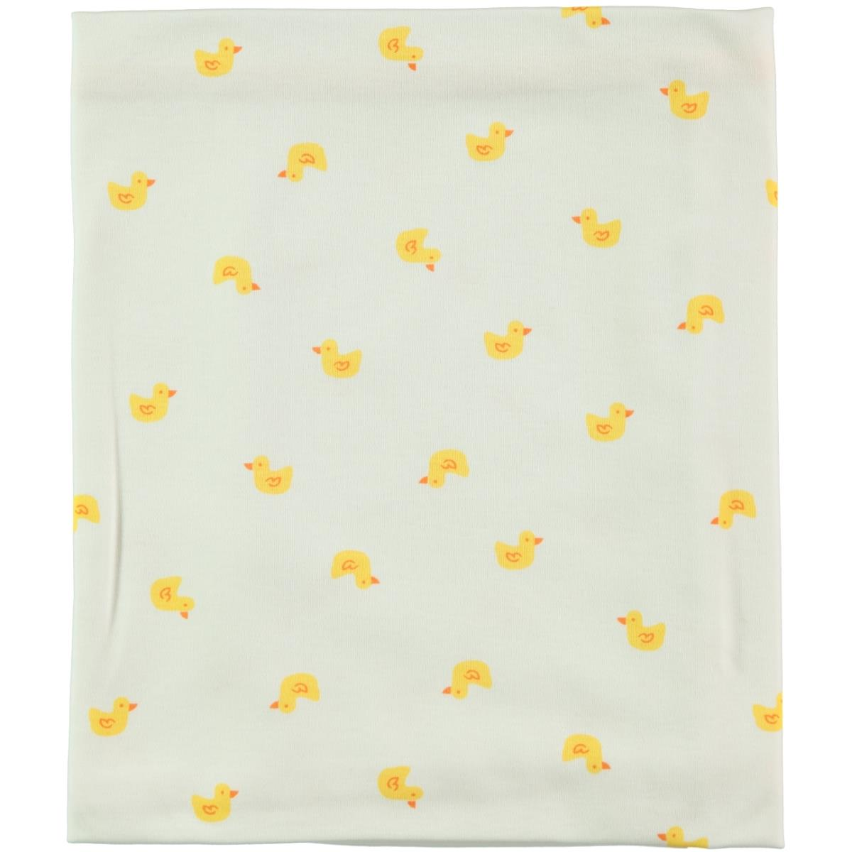 Civil Baby The baby blanket is a single layer 80x 90 cm Yellow
