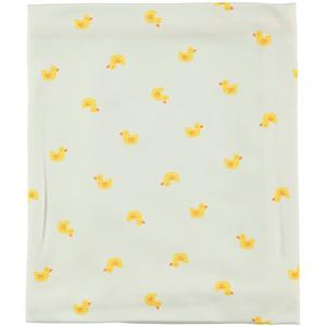 Civil Baby The baby blanket is a single layer 80x 90 cm Yellow (1)
