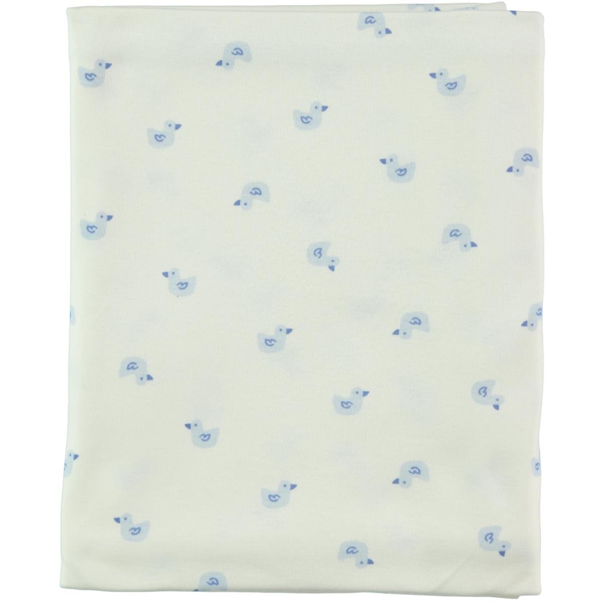 Civil Baby Baby double layer Blanket Blue 80x 90 cm.