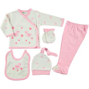 Civil Baby 0-3 months baby Pink 5 Zibin Team (1)