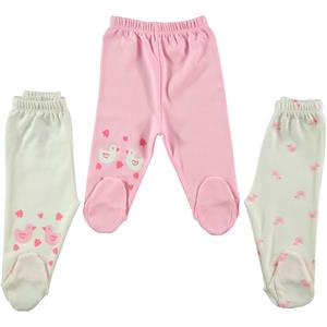 Civil Baby Oh Baby's Baby Booty Pink Single Child 0-3 Months