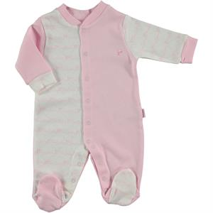 Pierre Cardin Oh Baby's Baby Booty Pink Jumpsuit 0-6 Months