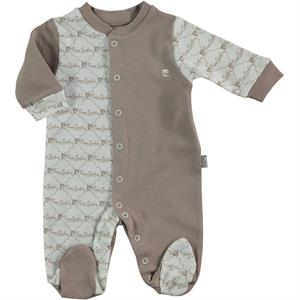 Pierre Cardin Oh Baby's Baby Booty Tulum Brown 0-6 Months
