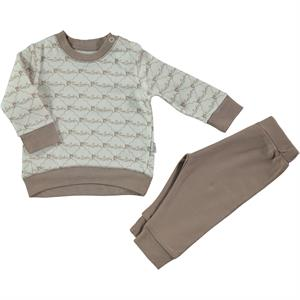 Pierre Cardin Team Baby 6-24 Months Brown