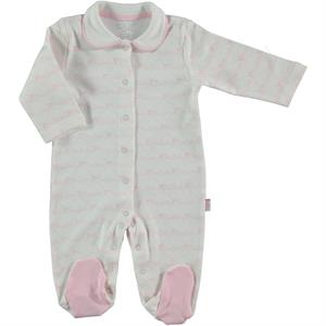 Pierre Cardin Oh Baby, Booty Baby's Jumpsuit In Pink, 3-9 Months