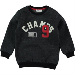 Cvl 2-5 Years Boy Kids Sweatshirt Anthracite
