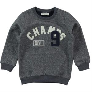 Cvl Smoked 2-5 Years Boy Kids Sweatshirt