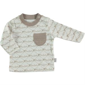 Pierre Cardin Baby Sweatshirt Brown, 3-9 Months