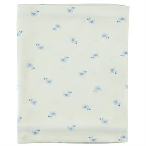 Civil Baby A single layer 80x 90 cm Blanket Blue baby (1)