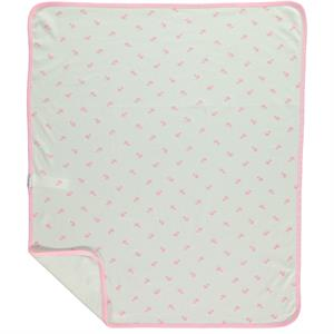 Civil Baby A single layer Blanket 80x 90 cm baby Pink (2)