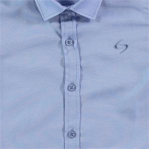 Civil Class Age 6-9 Boy Blue Shirt (2)