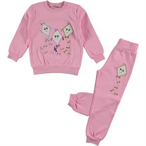 Cvl A Team 2-5 Years Pink Pyjama Girl