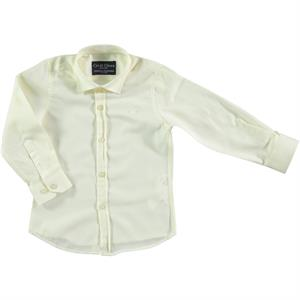 Civil Class 2-5 Years Boy Shirt Ecru
