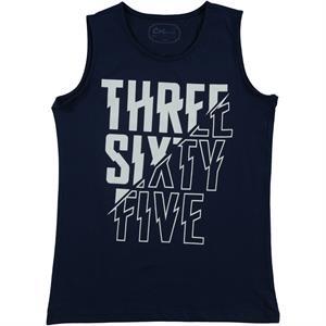 Civil Boys Cvl Boy T-Shirt Navy Blue Age 10-13