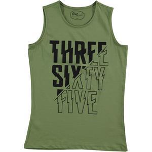 Civil Boys Cvl Boy T-Shirt Age 10-13, Khaki