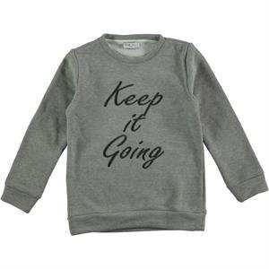 Cvl Age 6-9 Boy Sweatshirt Khaki