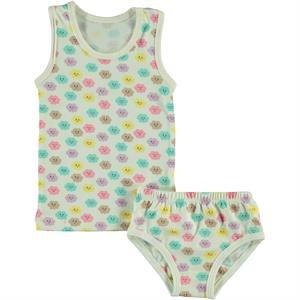 Civil Team Ecru 9-18 Months Baby Girl Underwear