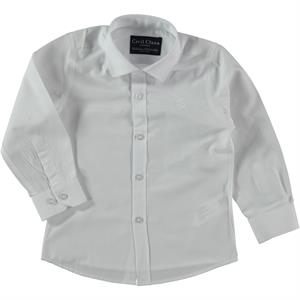 Civil Class Boy Shirt White 2-5 Years