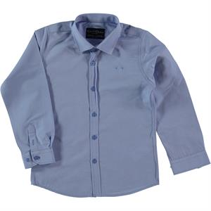 Civil Class Age 6-9 Boy Blue Shirt