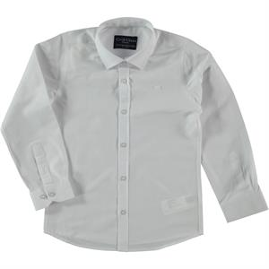 Civil Class White Shirt Boy The Ages Of 6-9