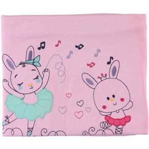 Civil Baby Baby girl Blanket Pink double 85x90 Cm (1)