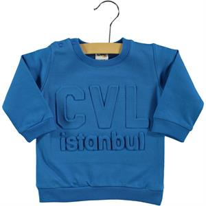 Civil Baby 6-18 Months Baby Blue Sweatshirt Saks