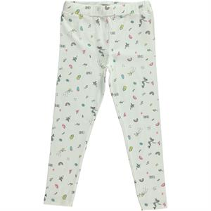 Cvl The Girl Child Long Ecru Tights Age 6-9