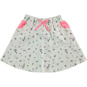 Cvl Ecru Skirt Girl Age 6-9