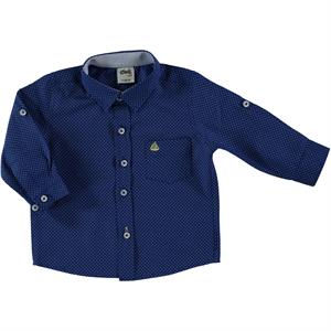 Civil Baby 6-18 Months Baby Boy Blue Shirt Saks