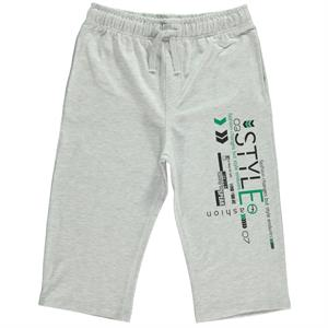 Cvl Capri Gray Boy Age 10-13