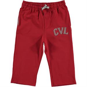 Cvl Kid Capri The Ages Of 10-13 Burgundy