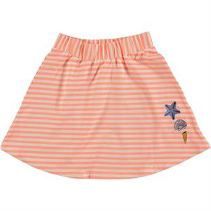 Cvl Orange Skirt Girl Age 6-9