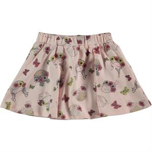 Cvl Powder Pink Skirt Girl Age 2-5