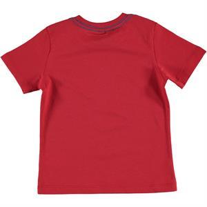 Cvl Boy T-Shirt Red Age 2-5 (2)