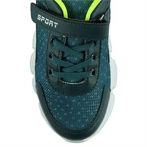 Sport Petrol Blue Sneakers Boy 31-35 Number (2)