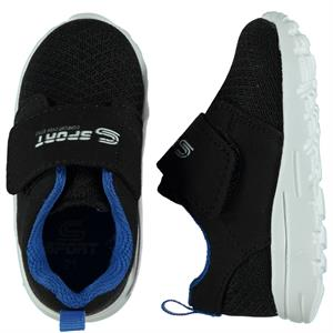 Sport Boy Black Sneakers Numbers 21-25