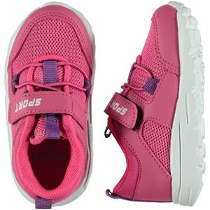 Sport 21-25 Kids Shoes Girl Sport Fuchsia Number