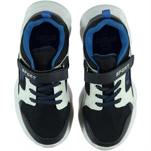 Sport Numbers 31-35 Boy White Sneakers (2)