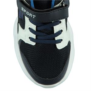 Sport Numbers 31-35 Boy White Sneakers (4)
