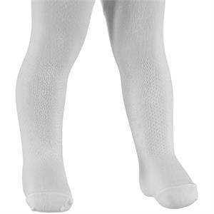 Civil Baby 0-24 Months Baby Girl White Pantyhose