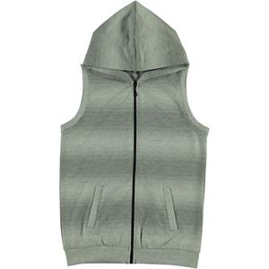 Cvl Hooded Vest Gray Boy Age 10-13