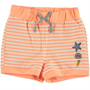 Cvl The Orange Shorts Boy Girl Age 6-9