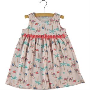 Cvl Powder Girl Dress For 2-5 Age