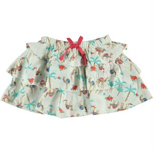 Cvl Girl Skirt Ecru 2-5 Years