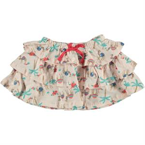 Cvl Powder Skirt For 2-5 Years Girl