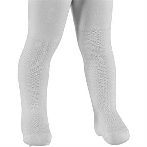 Civil Baby 0-18 Months Baby Girl White Pantyhose