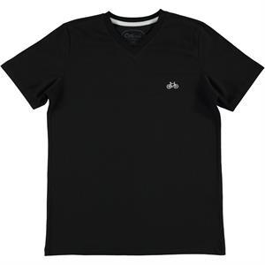 Cvl Boy T-Shirt-Black, 10-13 Age